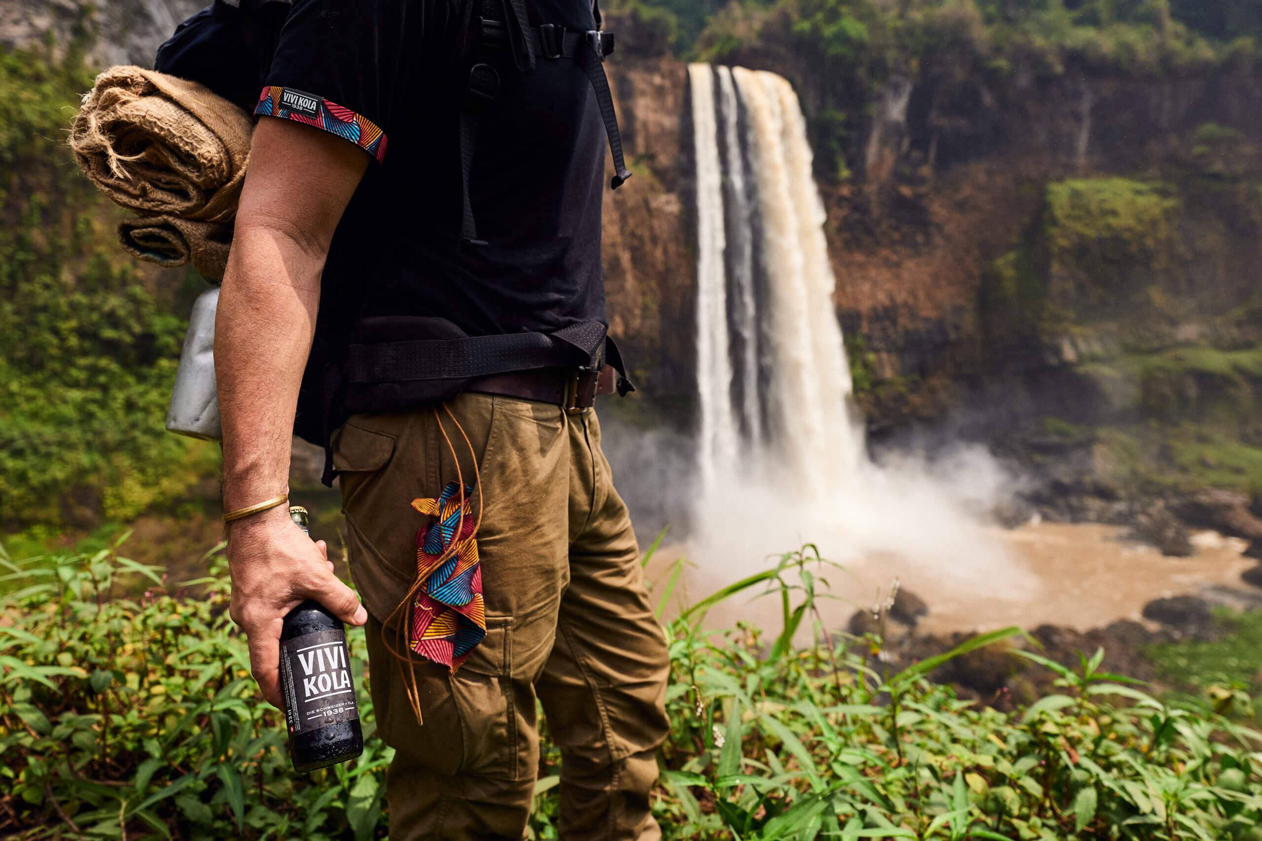 Read more about the article Etappe 5 – Das mächtige Tosen des Wasserfalls