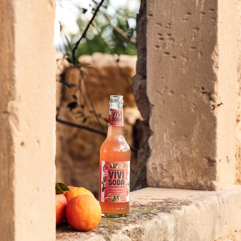 Vivi Soda Sizilien Sourcing Trip